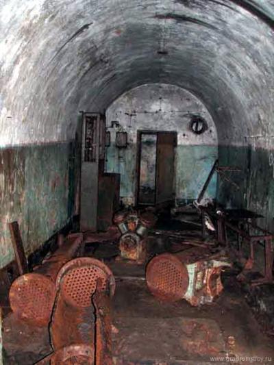 бункер Ворошилова