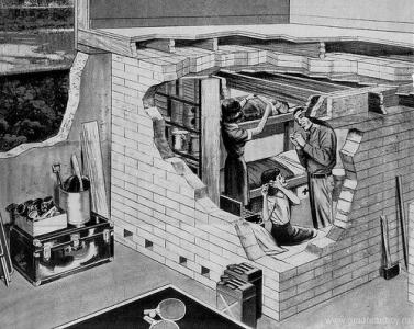 Ядерные семьи: движение по постройке ядерных бомбоубежищ в Калифорнии