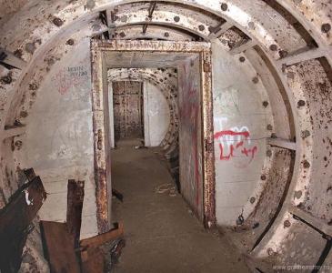wentworth bunker
