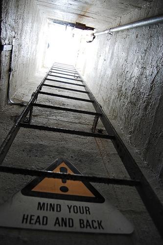 Ядерный бункер королевского корпуса предупреждения ядерного нападения