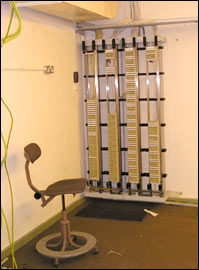 Ядерный бункер в Кембридже