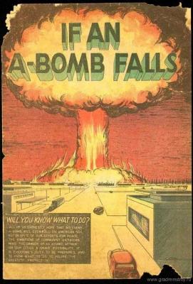Ядерный синдром в США