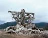 Заброшенные памятники бывшей Югославии