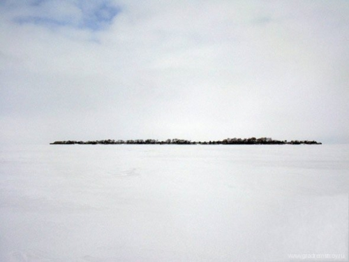 Заброшенный форт Обручев