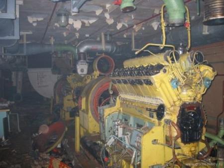 Заброшенный командный бункер ПВО