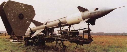 комплекс ПВО С25