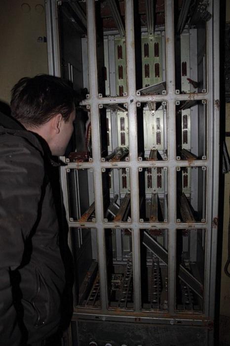 """Заброшенный ядерный бункер системы """"Периметр"""""""