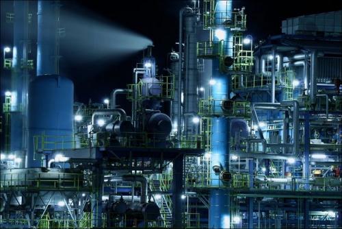 Заводы Японии