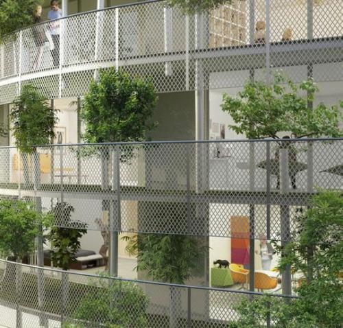 Зеленый дом (Франция)
