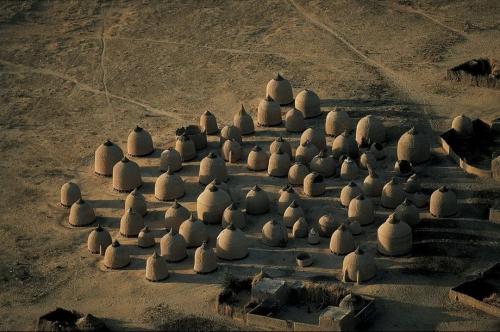 Деревня возле Тахуа, Нигер