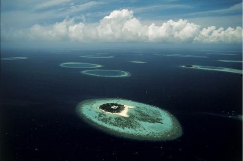 Глаза Мальдивы, Мальдивские Острова