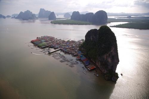 Деревня в Таиланде