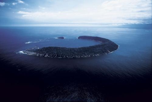 Остров Тортуга, Эквадор