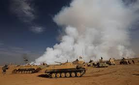 Сирийская армия за сутки уничтожила пятьсот боевиков в Алеппо