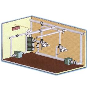 Элементы фильтровентиляционных систем