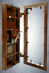 Защитно-герметические двери
