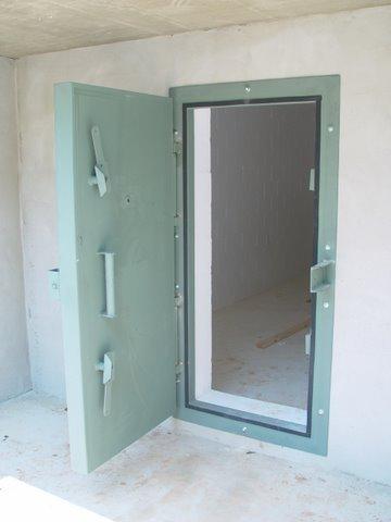 Специальные бронированные двери