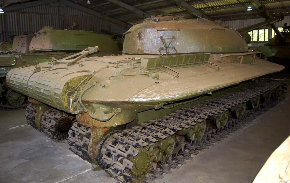 """танк Апокалипсиса - """"Объект 279"""""""