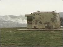 бункер в английском графстве Камбрия