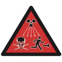 новый значок радиации