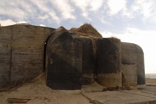 бункер в Дании