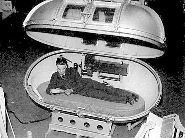 Portable Presidential Bomb Shelter