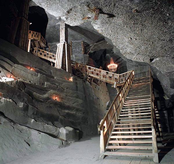 Соляная шахта (Wieliczka Salt Mine