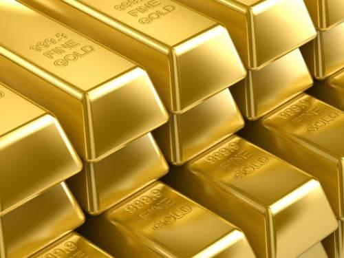 вольфрам - золото
