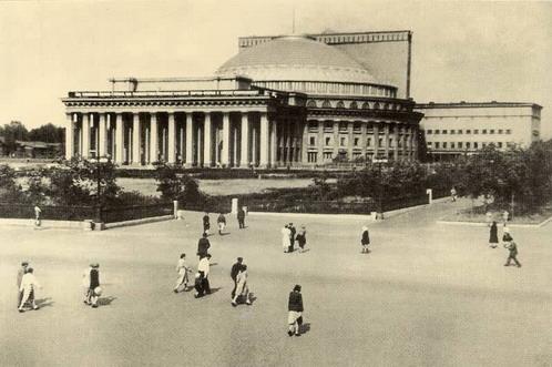 Бункер Сталина в Новосибирске