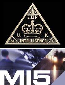 """Тайный оперативный центр MI5 """"Север"""""""