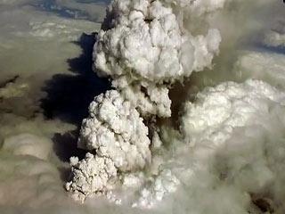 Вулканический пепел может накрыть север и запад России