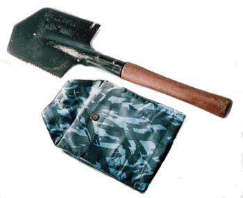 саперная лопатка