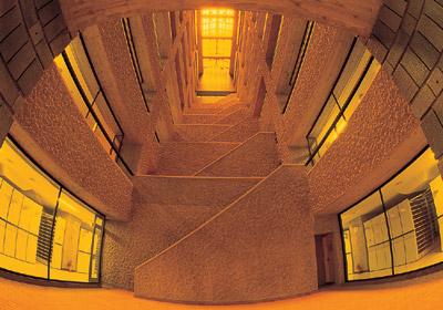 Подземная библиотека парламента Японии