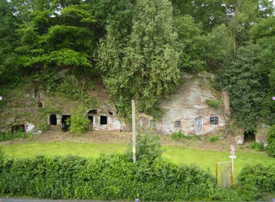 cave cottage
