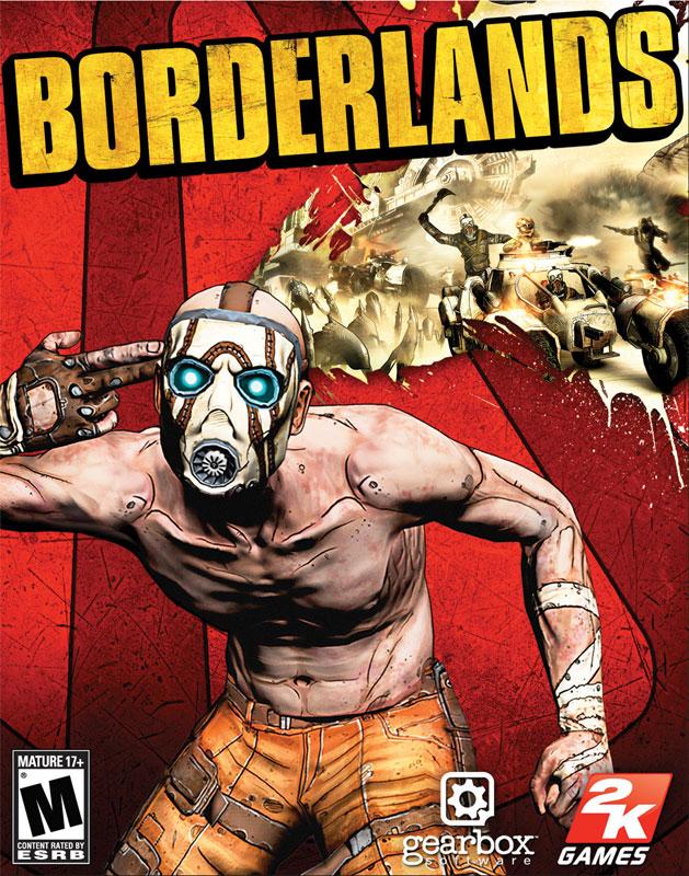 Borderlands (2009)