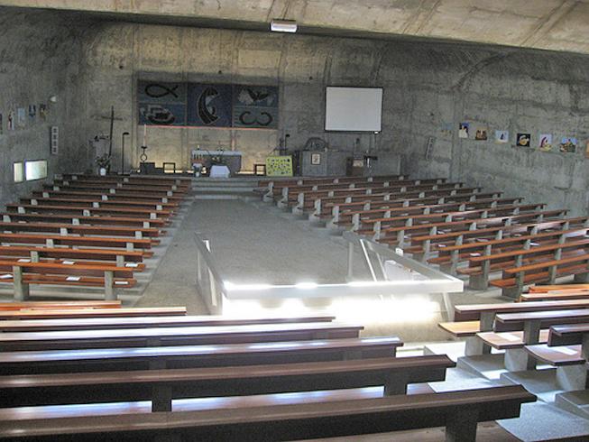 Церковь святой Бернадетты