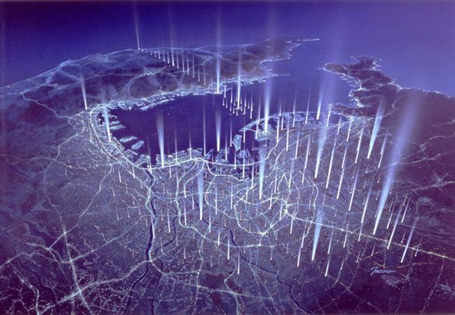Проект «Urban Geo Grid»
