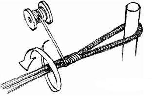 Изготовление простого лука