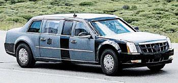 Бункер на колесах для Обамы