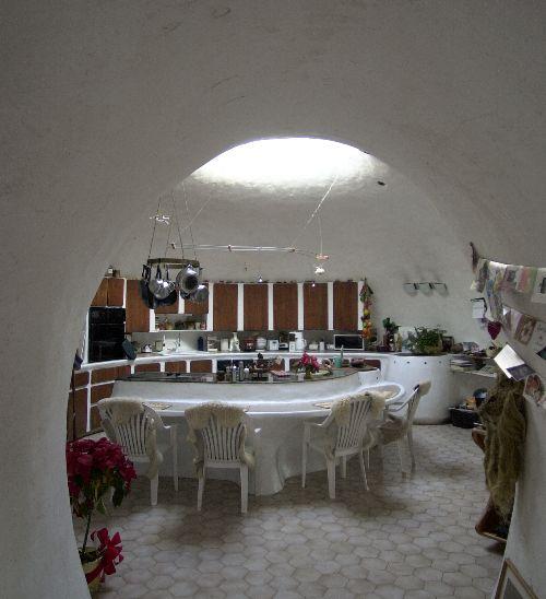 Подземный дом Билла Берга