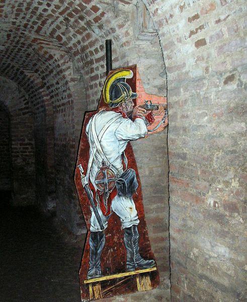 Город-крепость Йозефов (Josefov) (Чехия)