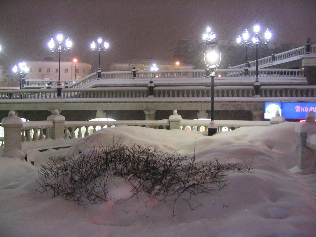 Россию ждёт «невеселая зима»