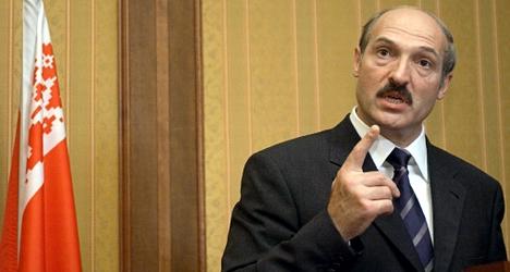 Лукашенко о WikiLeals