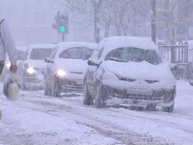 Непогода в Европе