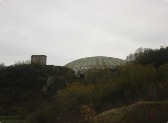 Бункер «Купол Эльфо» (Па-де-Кале, Франция)