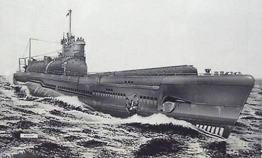 Серия Sen Toku - это уникальные японские подводные лодки-авианосцы