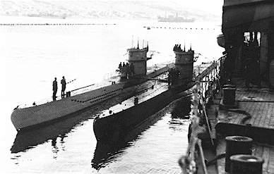 """База-бункер немецких подводных лодок """"НОРДЗЕЕ III"""" (Германия)"""