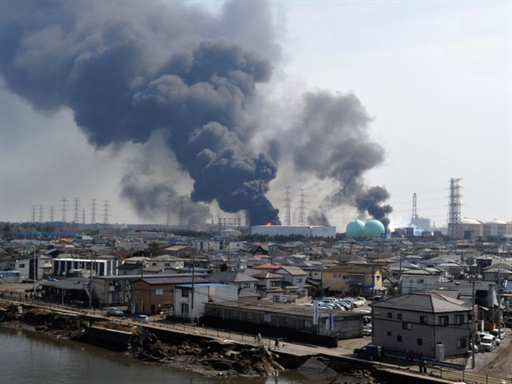 Как реагирует мир на атомную катастрофу в Японии