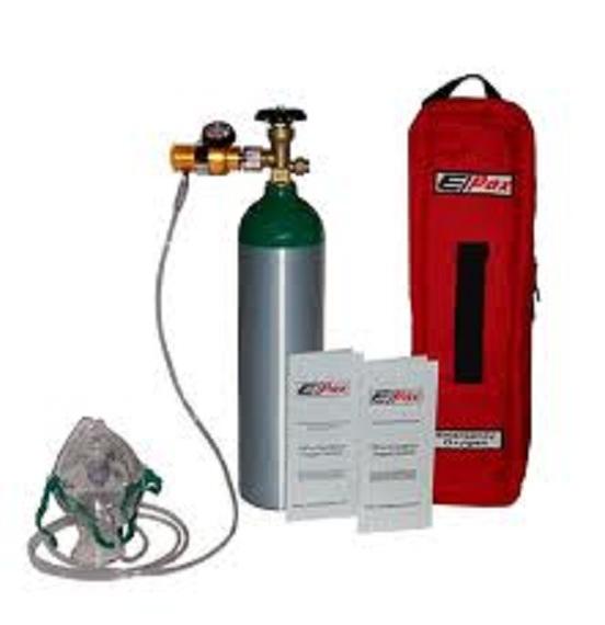 E/Pax DA Emergency Oxygen