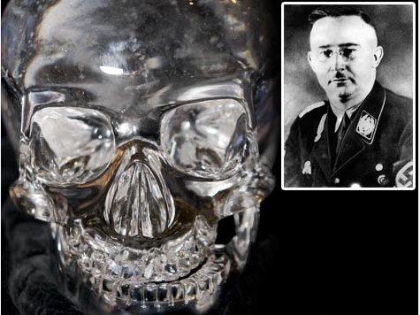 В Германии найден пропавший хрустальный череп древних Майя